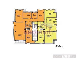 Apartament cu 4 camere de închiriat DOROBANTI - imagine 20