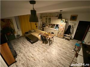 Vanz.Ap.3 camere,bl 2014, et. 3/3, terasa 25 mp, Zona Domenii - imagine 2