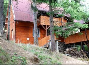 Cabana 7 cam.central Paltinis Sibiu - imagine 2