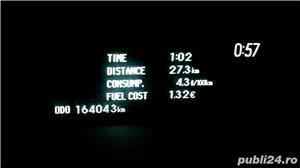 "Toyota Prius HYBRID Solar (DOTARI TOP: Trapa, Piele, Display mare 7""; JBL, Jenti 17"", alb perla - imagine 3"