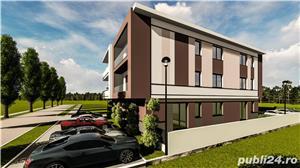 Teren cu proiect si Autorizatie de constructie pentru 12 apartamente - imagine 3