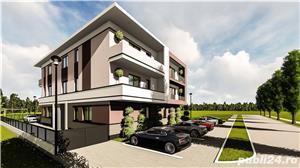 Teren cu proiect si Autorizatie de constructie pentru 12 apartamente - imagine 1
