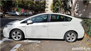 "Toyota Prius HYBRID Solar (DOTARI TOP: Trapa, Piele, Display mare 7""; JBL, Jenti 17"", alb perla - imagine 4"