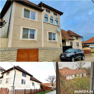 Vând doua case situate in aceeași curte ,poziționate la sosea,in satul Ghighiseni,  județul Bihor. - imagine 1