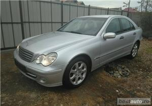 Mercedes C Class C180 Kompressor Motor 1.8 Facelift 143cp Euro 4 - imagine 2