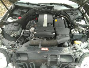 Mercedes C Class C180 Kompressor Motor 1.8 Facelift 143cp Euro 4 - imagine 6