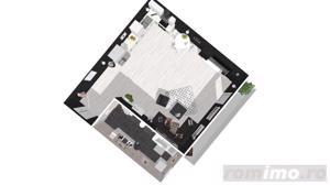 Garsonieră + balcon | Etaj 1| Dezvoltator- Comision 0% - imagine 4