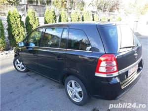 Opel Zafira 7 locuri- euro 5 - imagine 6