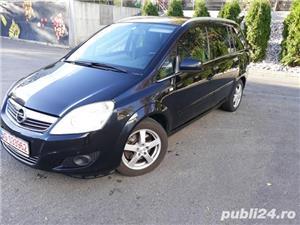 Opel Zafira 7 locuri- euro 5 - imagine 2