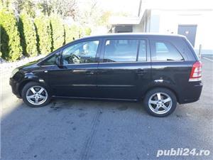 Opel Zafira 7 locuri- euro 5 - imagine 8