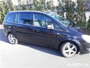 Opel Zafira 7 locuri- euro 5 - imagine 7