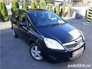 Opel Zafira 7 locuri- euro 5 - imagine 5