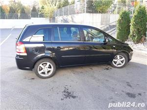 Opel Zafira 7 locuri- euro 5 - imagine 4