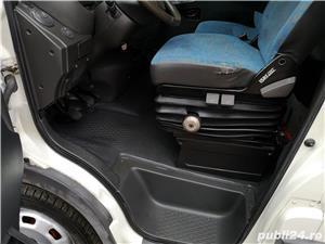 Utilitara N1 Iveco Daily 35C11/C13 2.8TDI E3 carosat cu bena/caroserie/fixa 3.60m-Obloane+prelata;AC - imagine 3