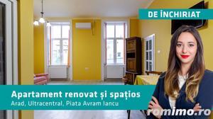 Apartament renovat, ultracentral. Piața Avram Iancu. - imagine 1