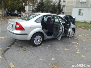 Ford Focus 1.6i, AC, an 2007, 100 CP, 42.343 km reali verificabili. Totul original, unic proprietar. - imagine 6