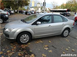 Ford Focus 1.6i, AC, an 2007, 100 CP, 42.343 km reali verificabili. Totul original, unic proprietar. - imagine 2