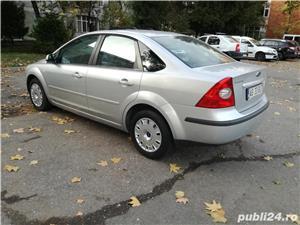 Ford Focus 1.6i, AC, an 2007, 100 CP, 42.343 km reali verificabili. Totul original, unic proprietar. - imagine 4
