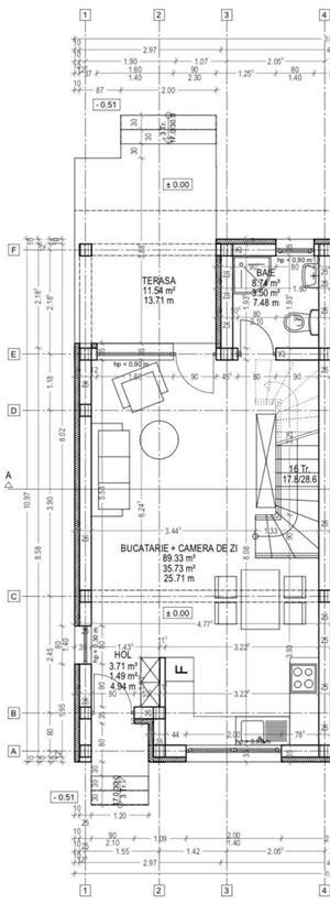 De vanzare casa la cheie 3 dormitoare Giroc - Timisoara direct proprietar-ultima unitate disponibila - imagine 3