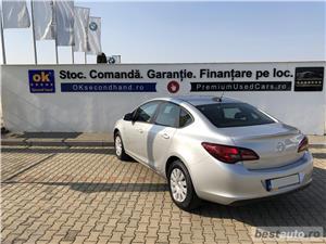 Opel Astra Sedan | 1.6D | MT6 | Bluetooth | Radio CD/MP3 | Geamuri electrice | AC | 2018 - imagine 3