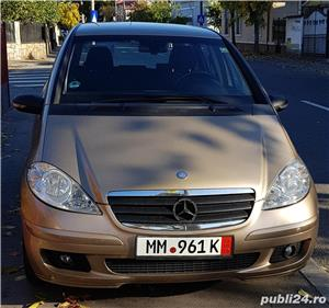 Mercedes-benz Clasa A180 CDI Model 2005 - imagine 3