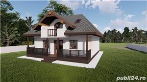 Casa de vanzare P+M Miroslava, 500 mp Teren, 90 mp utili - imagine 3