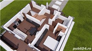 Casa de vanzare P+M Miroslava, 500 mp Teren, 90 mp utili - imagine 8