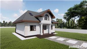 Casa de vanzare P+M Miroslava, 500 mp Teren, 90 mp utili - imagine 2