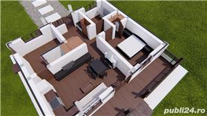 Casa de vanzare P+M Miroslava, 500 mp Teren, 90 mp utili - imagine 9