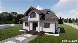 Casa de vanzare P+M Miroslava, 500 mp Teren, 90 mp utili - imagine 1