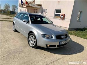 Audi A4 1.9 TDI, 131 cai, an 2004, automat - imagine 3