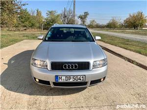 Audi A4 1.9 TDI, 131 cai, an 2004, automat - imagine 2