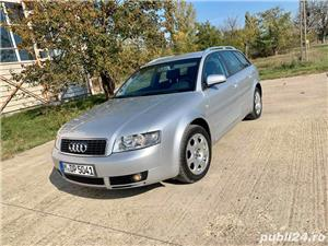 Audi A4 1.9 TDI, 131 cai, an 2004, automat - imagine 1
