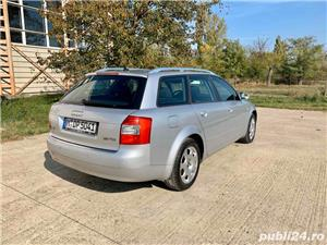 Audi A4 1.9 TDI, 131 cai, an 2004, automat - imagine 6