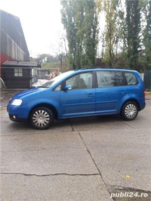 Vw Touran 2005 1.9 diesel, impecabil - imagine 2