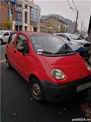 Daewoo matiz - imagine 1