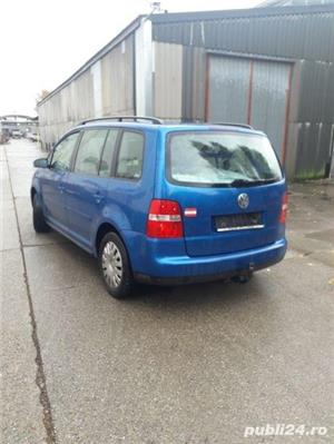 Vw Touran 2005 1.9 diesel, impecabil - imagine 4