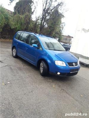 Vw Touran 2005 1.9 diesel, impecabil - imagine 5