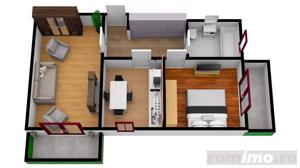 Apartament | 2 camere | 51 mpu | Dezvoltator | Intabulate - imagine 8