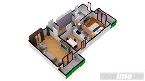 Apartament | 2 camere | 51 mpu | Dezvoltator | Intabulate - imagine 7