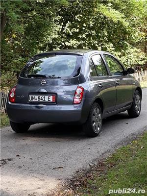 Nissan Micra - imagine 9