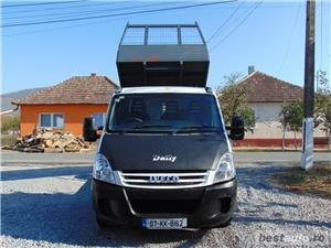 IVECO Daily 35C12 HPi Basculabil - imagine 2