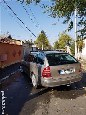 Mercedes-Benz C-class/Avantgarde/220cdi 150cp/Full Impecabil/Germania/Preț 3500€ Negociabil! - imagine 2