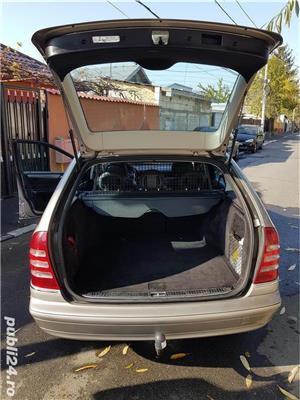 Mercedes-Benz C-class/Avantgarde/220cdi 150cp/Full Impecabil/Germania/Preț 3500€ Negociabil! - imagine 9