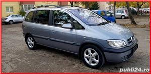Opel Zafira 2,0 TDDI Facelift 7 Locuri - imagine 1