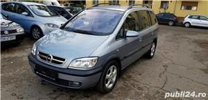 Opel Zafira 2,0 TDDI Facelift 7 Locuri - imagine 3