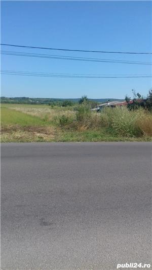 teren intravilan-parcela 1200 mp aproape Mioveni la soseaua Pitesti  - imagine 4