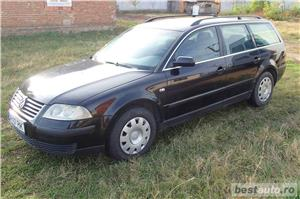 VOLKSWAGEN Passat - 1.9 TDi - imagine 7