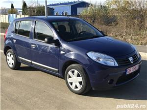 Dacia Sandero 1,4 MPI Clima - imagine 4