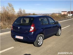 Dacia Sandero 1,4 MPI Clima - imagine 6